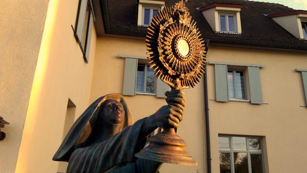 Heilige Klara Waghäusel1